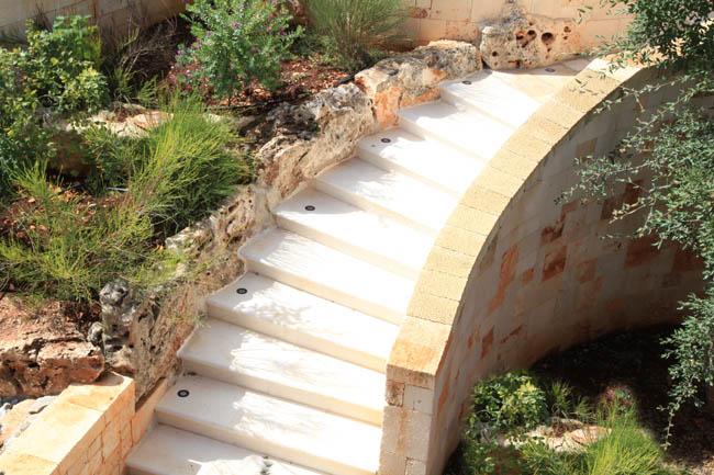Scale Da Esterno In Pietra : Scale in pietra elementi d arredo